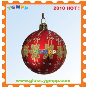 Sell YGM-B25 Hand Painted Glass Ball