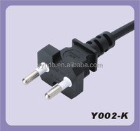 Korean Standard, Keti Approved 2-Pin (Round) Power Cord