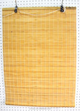 bamboo window curtain water resistant roller blind with designs