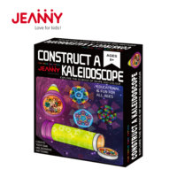 Distributors Stem Educational Science Diy Craft Kits Kaleidoscope Toy Custom Set For Kids
