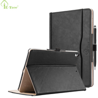 E-Tree Original Tablet Cover Stand Magnetic Smart Flip Cover Leather Case for Apple iPad Pro 10.5 inch