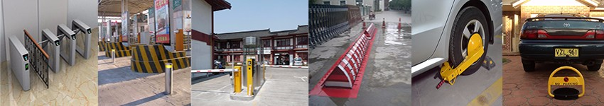 pedestrian barrier gate