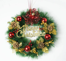 2015 decorative christmas wreath wholesale christmas wreath decoration
