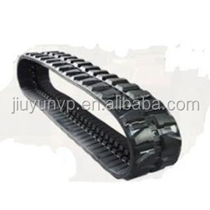 good price of a new mini excavator replacement Rubber Track 180x72x36 apply for Caterpillar ME08