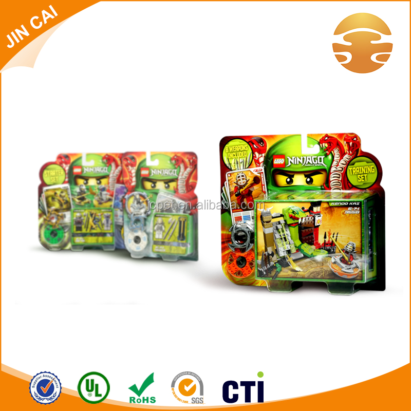 High Quality PET / PVC thermoforming plastic tray for retail packages