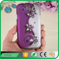 wholesale fancy mobile cover hard crystal design phone case for galaxy S3 i9300 trade assuarance