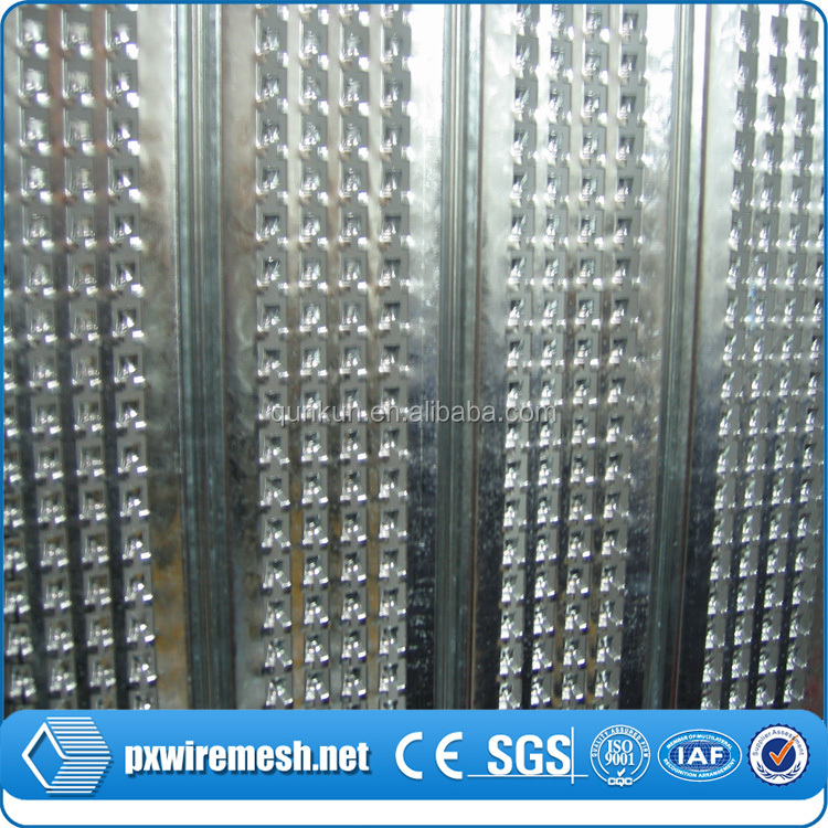 China Supplier Galvanized steel Rib Lath/high rib mesh/china cnc lathe