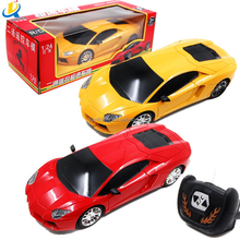2017cute 1:24 Radio Control Toy electric toy car for kids Remote model car toy