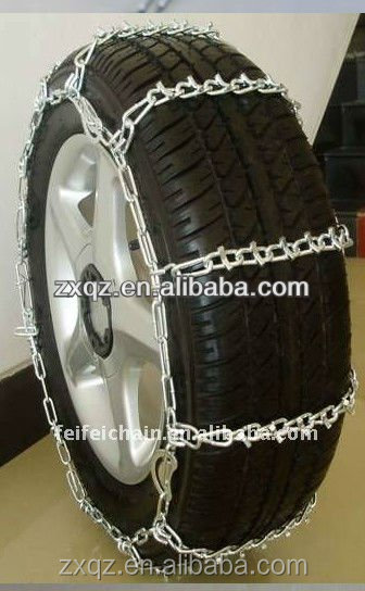 Tractor tires chain