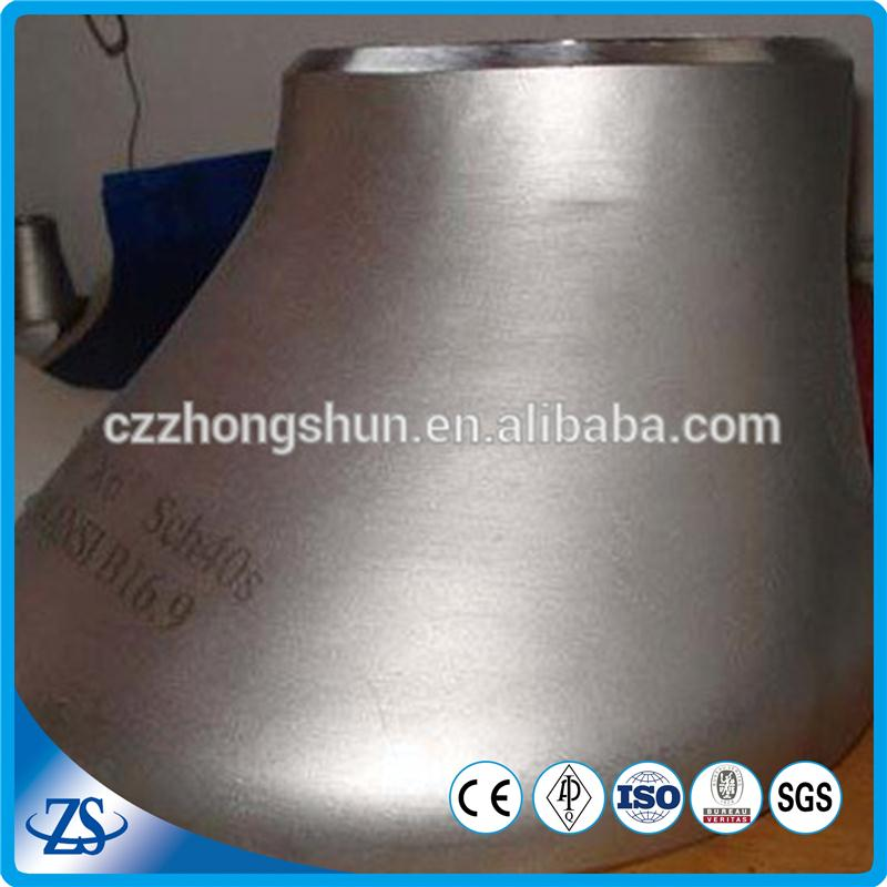 a234wpb huize carbon steel galvanized pipe fitting reducer /ecc/con reducer for pipeline