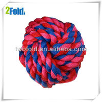 Cotten Rope Knot Pet Dog Kennel Toy