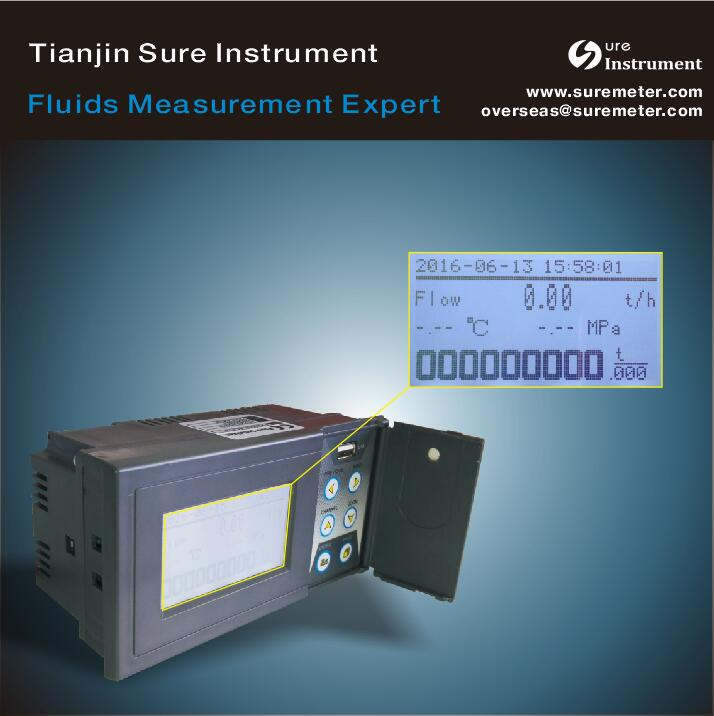 4-20ma /pulse volume/flow Totalizer Meter/ pt 100 .pt1000 batch controller From China