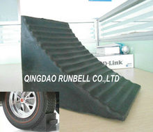 Rubber Truck Wheel Chock for Parking