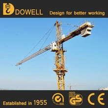 8 ton lifting capacity static tower crane