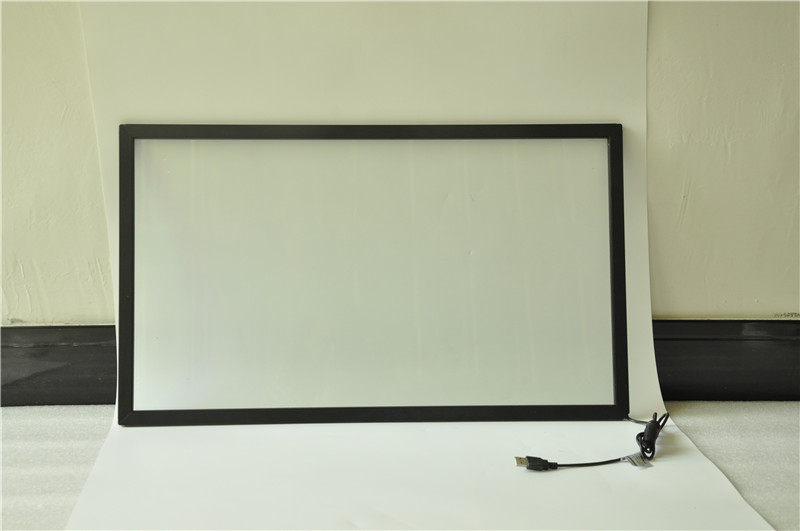 infrared ir sensor multi-touchscreen 65 inch ir touch screen overlay,IR/infrared multi touch screen frame overlay kit