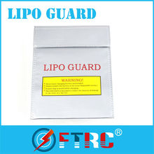 Fireproof Lipo Battery Safe Guard Charge Bag 220X180mm