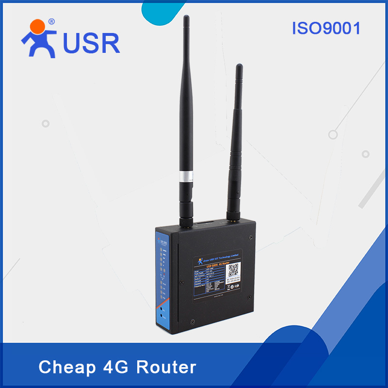 USR-G806 Industrial m2m 4G Router 192.168.1.1 wireless router