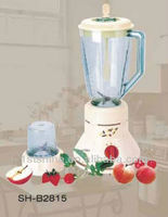 plastic jar blender SHB2815 Hot sell for Africa and South America!!