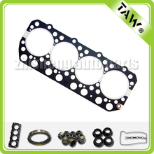 Diesel engine car spare parts metal cylinder head gasket plate for Nissan FD46 11044-0T001 11044-19D04