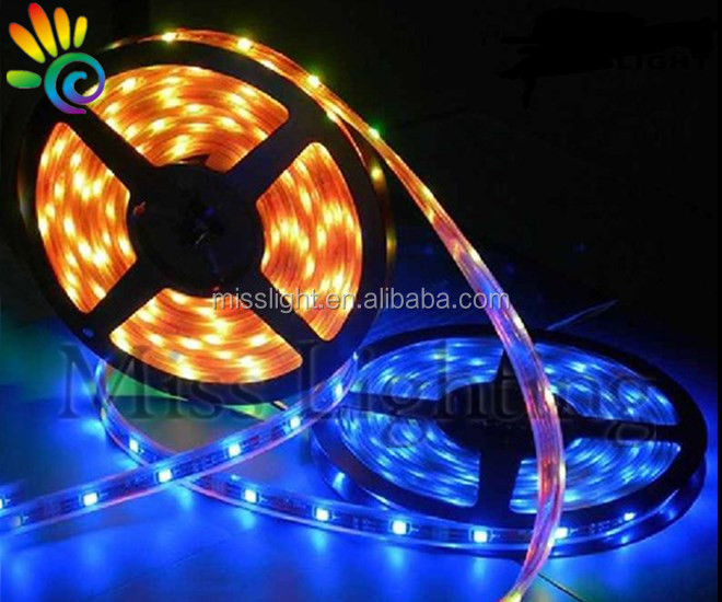 High quality strip led <strong>rgb</strong> waterproof DC12V DC 24v strip led flexible strip <strong>rgb</strong>