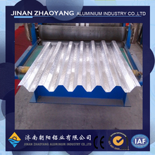 corrugated aluminum sheet for roof and wall 750 850 900