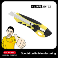 Multifunctional multi hand tools cutter knife