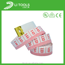 1M metric inch tailor tape measure function of measuring tapes customised tape measure