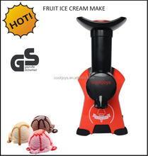 2018 GS approved Innovative kitchen appliance slush Fruit Dessert Ice Cream Maker