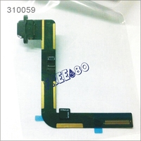 Charger charging port dock connector with flex cable for ipad 5