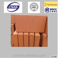 high mechanical strength, excellent thermal shock resistance,high quality clay brick