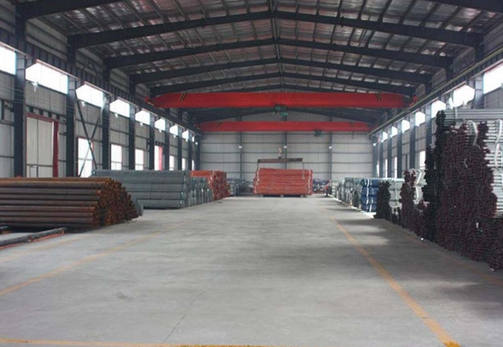 Low Cost Industrial Shed Design For Prefab Steel Warehouse