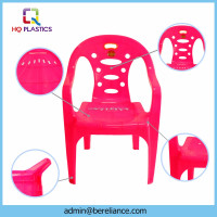 Plastic Bright Colored Stackable Outdoor Chairs