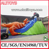 Alitoys 2013 inflatable water slide with pool