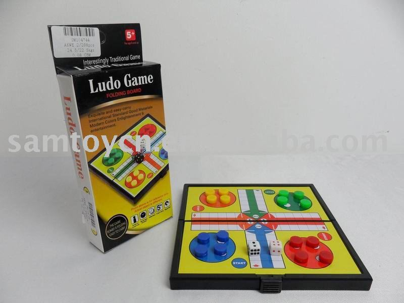 Interestingly Traditional Ludo Game SM104744