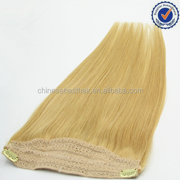 blonde hair extensions for Caucasian market