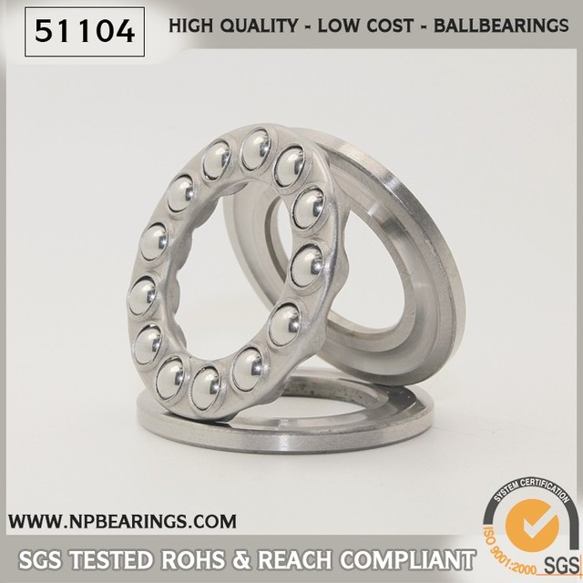 51118 Roller Size Chart 51011 Plastic Needle Axial Tapered Ceiling Fan Thrust Ball Bearing