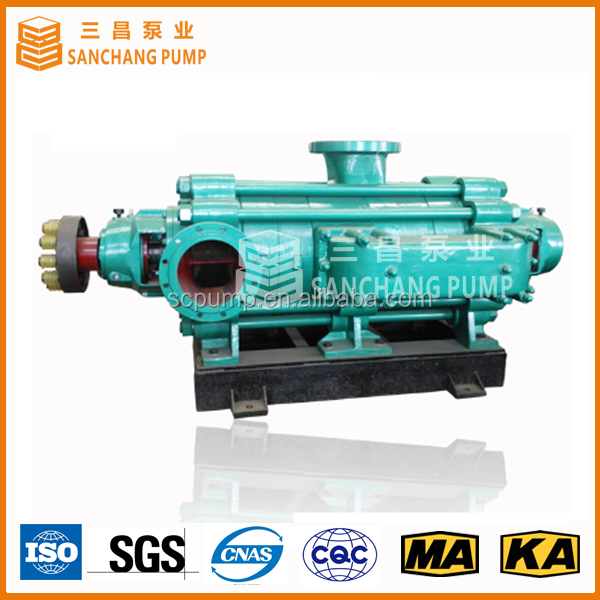 ZD high pressure boiler feed water pump for the boiler water transfer