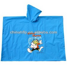 Special popular disposable ball poncho
