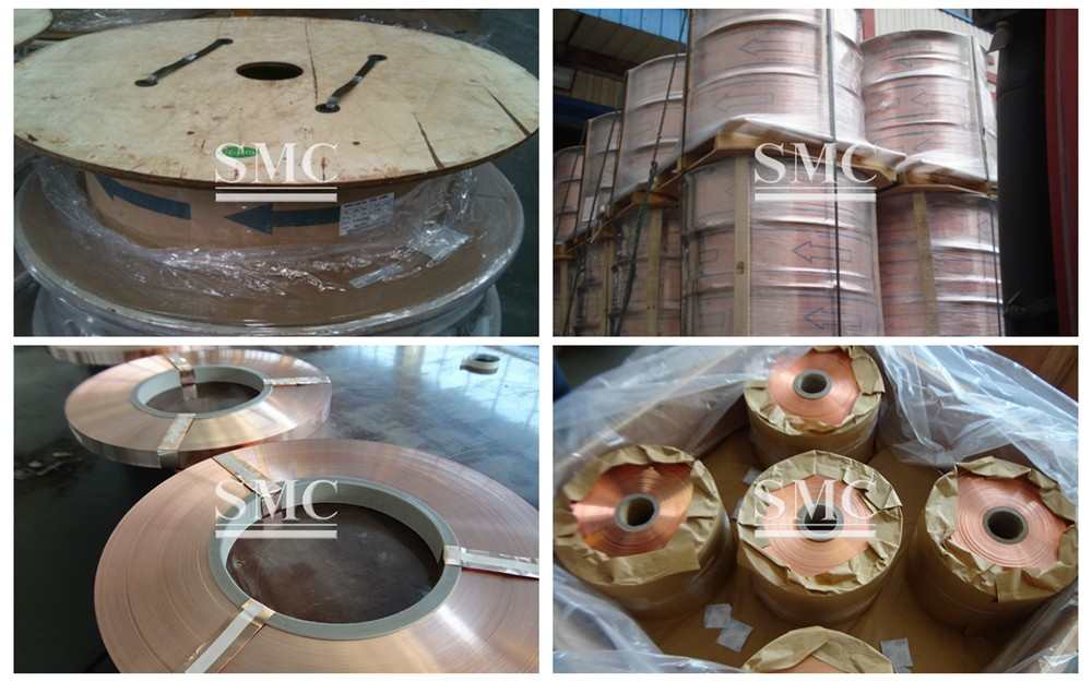 Rolled Copper Foils