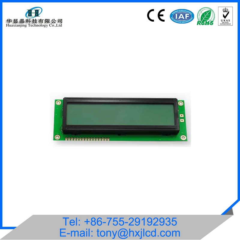 Cheap price STN 8x1 character lcd module