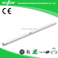High Brightness glass 600mm 8W 12W 16W led tube 8