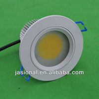 hot new products for 2013 10w small cut out diameter of 70mm led down lights 240v transformer and flex plug