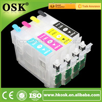 4 Color ink Cartridges for Epson XP-201 XP-401 XP-204 Refill ink cartridge