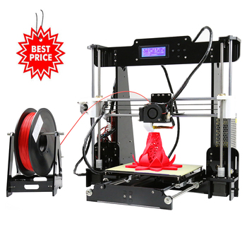 2018 Upgraded 3d Printer Prusa i3 Anet A8 High Quality Affordable 3d Printer Kit