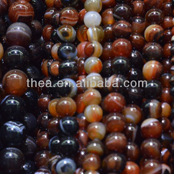 2013 High quality shiny agate natural loose beads like the shower curtain jewelry express alibaba