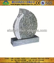 Professional technology new zealand style granite tombstone