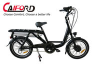 Special electric alloy rim cargo bike