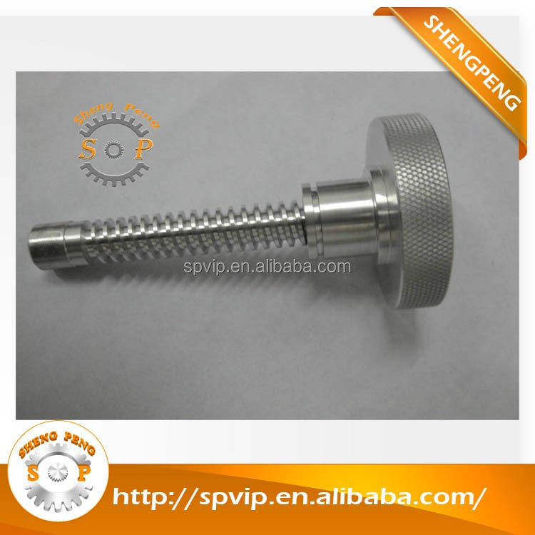 custom metal parts manufacturing / fabricating service cnc machining part cnc turning part cnc part