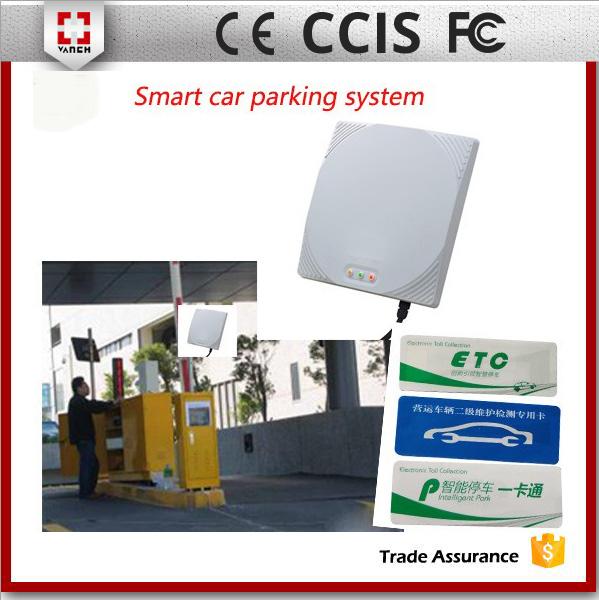 Vanch uhf Antenna Card RFID Reader Car Parking Entrance System Machine
