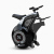 Xboy New Style Fashion Self Balancing One Wheel Electric Unicycle Big Wheel Motorcycle for Adults for lady